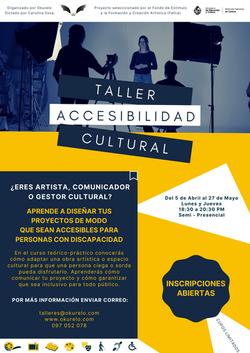 Taller Accesibilidad Cultural