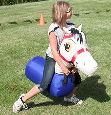 Small Pony Hops