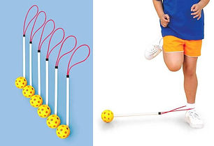 Ankle Twirl Balls
