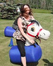 Medium Pony Hop