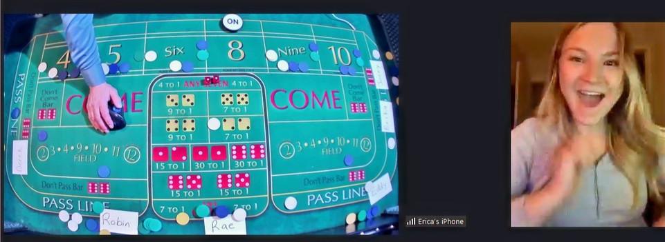 Virtual Fun Casino winning