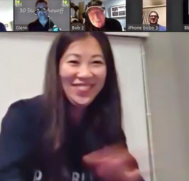 virtual team building challenges