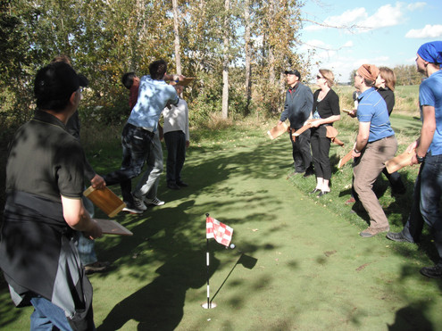 Golf Challenge 2