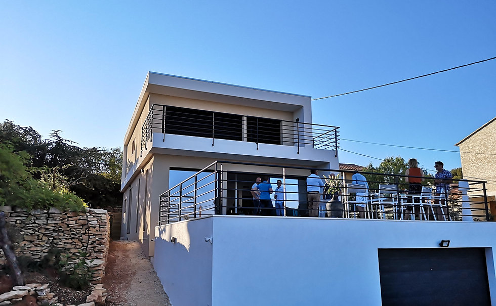 Tecabois maison La Ciotat