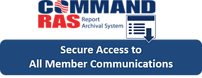 Command Report Archival System (RAS) providing secure access for reviewing all member communications