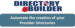 Directory Builder - automate the creation of your provider directories