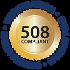 508 compliance logo