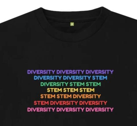Diversity in STEM Tee