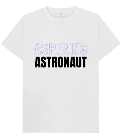 Aspiring Astronaut Tee