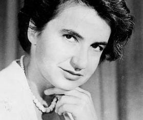 Spotlight on Rosalind Franklin - the woman behind the DNA structure discovery!