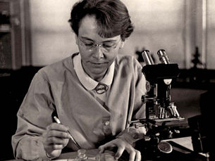 Series: Women who changed the world - Barbara McClintock