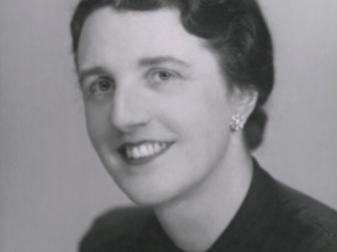 Series: Women who changed the world - Dame Janet Vaughan