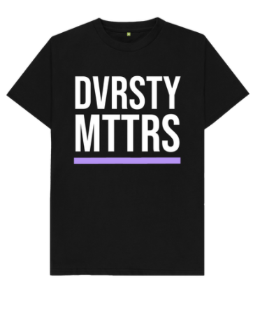 DVRSTY MTTRS Tee