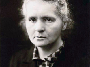 Series: Women who changed the world - Marie Curie
