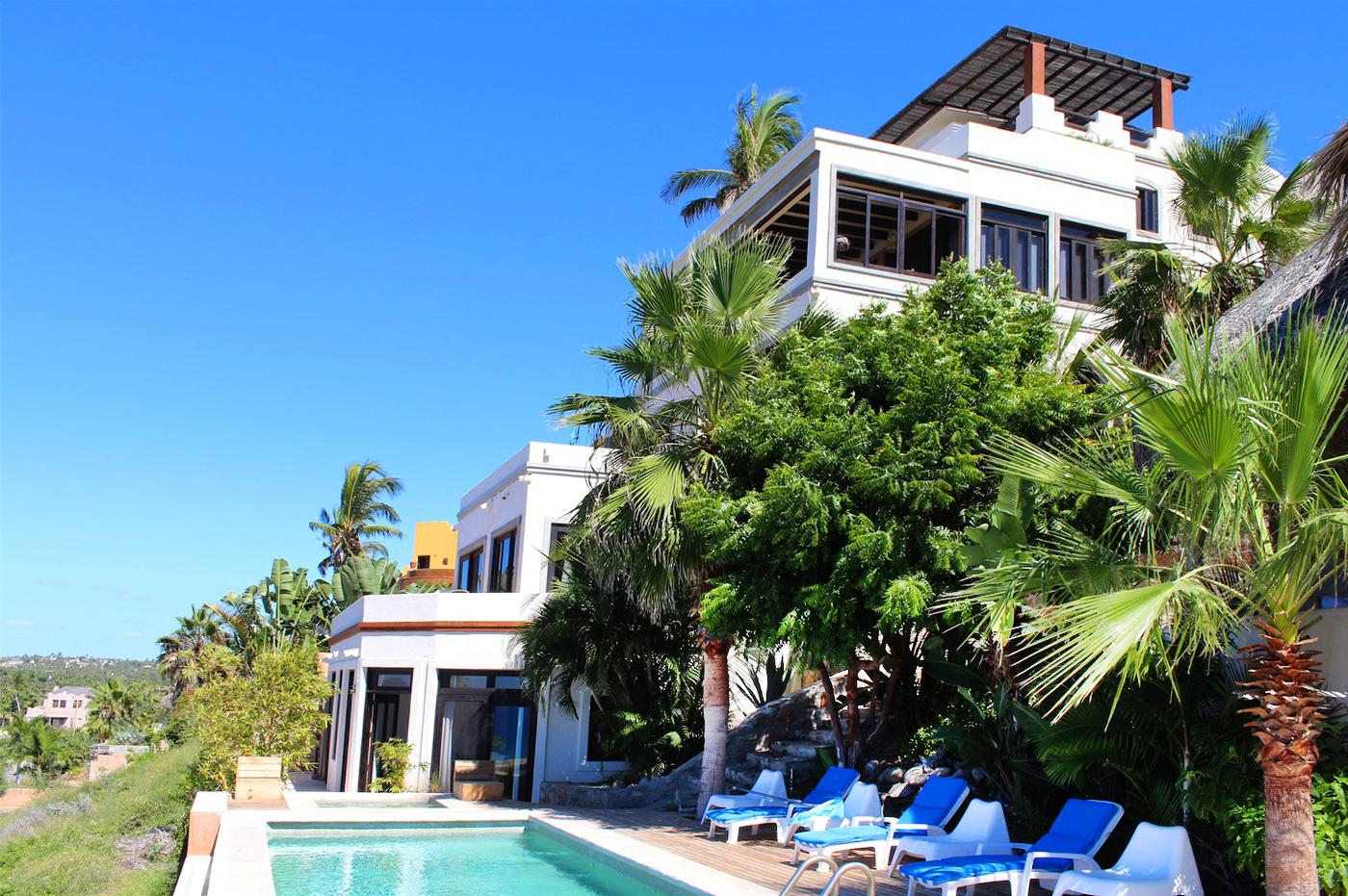 Villas La Mar Todos Santos Mexico
