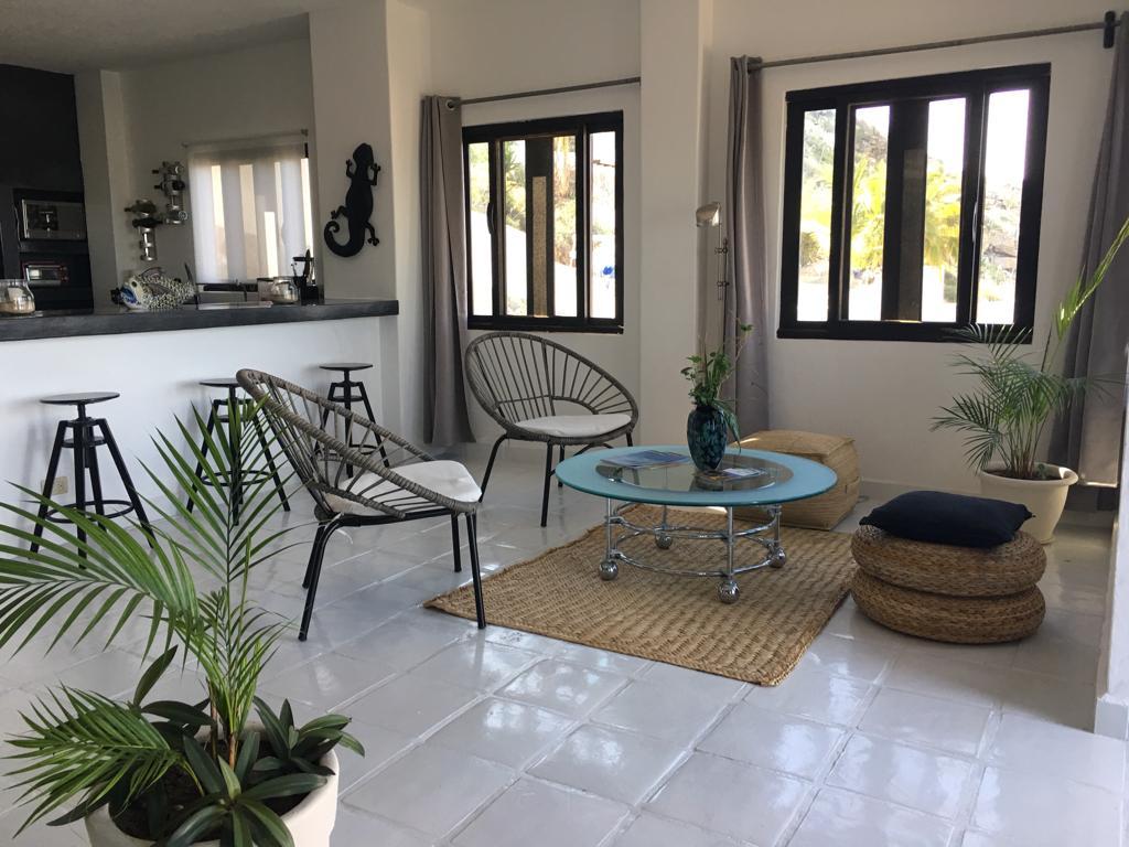Villa 5 New Living Room