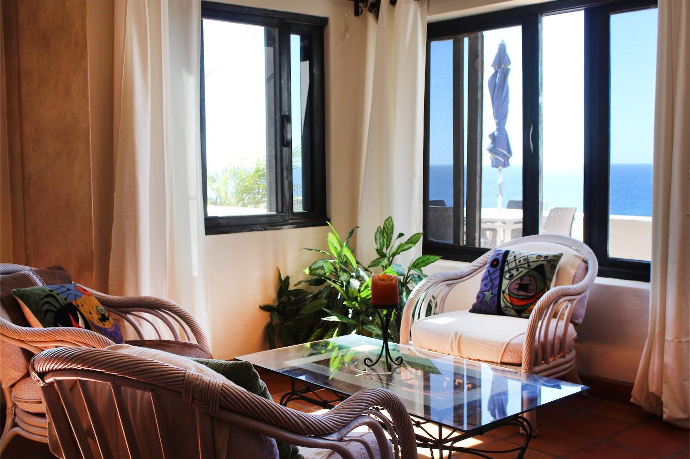 Villas La Mar Todos Santos Relax
