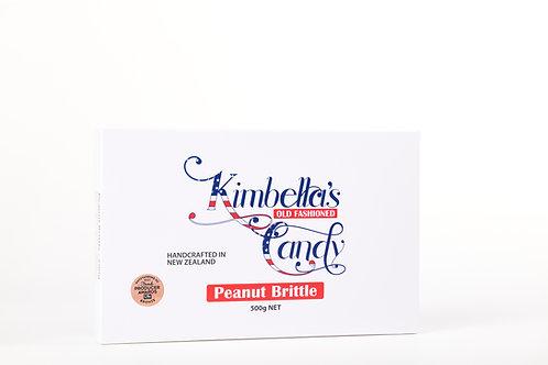 500g Peanut Brittle Gift Box