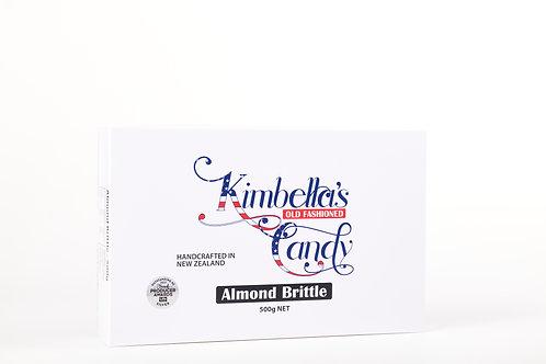 500g Almond Brittle Gift Box