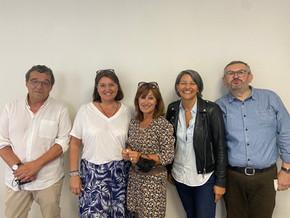 Journée jury de VAE pour Talis-Epseco Bayonne.