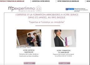 DEJA 999 personnes à avoir liké le site mpexpertimmo.com
