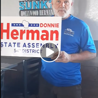 Donnie Herman For State Assembly