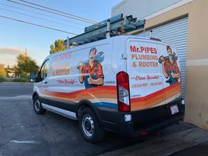 Commerccial Wrap - Business Wraps - Fleet Wraps - Partial Wrap - Vehicle Branding