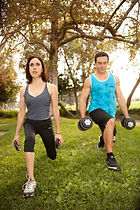 Professional Fitness Trainer in Los Angeles, CA