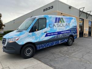 Commerccial Wrap - Business Wraps - Fleet Wraps - Full Wrap - Vehicle Branding