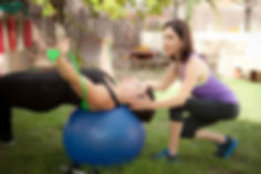 Private Fitness Instructor in Los Angeles, CA