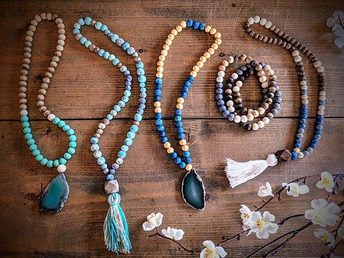 Hand-Painted Necklace Workshop--Reservation