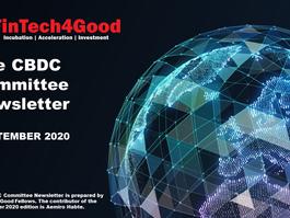 The CBDC Committee Newsletter-September 2020