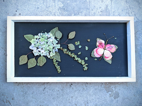 PRESSED FLOWER WORKSHOP