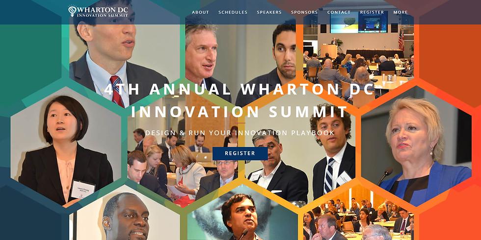 FinTech4Good at the Wharton DC Innovation Summit