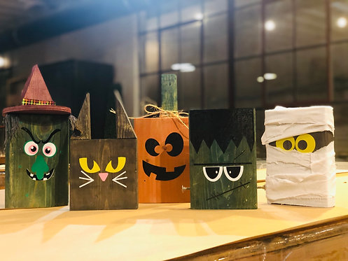 Kids Halloween Workshop 10/10