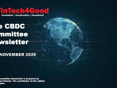 CBDC Committee Newsletter-Nov.10TH, 2020