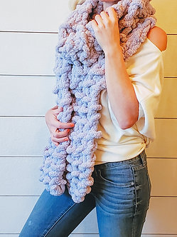 Oct 24th -Chunky Scarf Workshop-Reservation