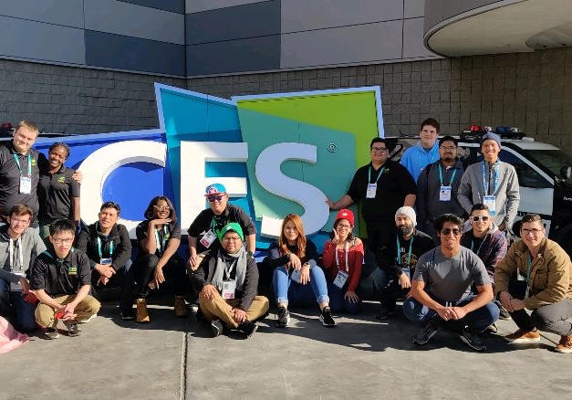 CES Group Photo 2020