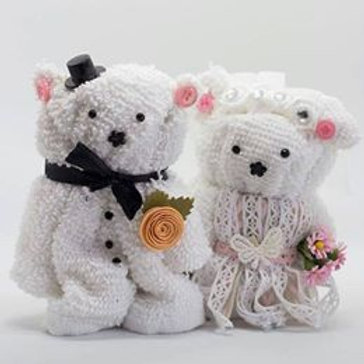 Bride Teddy