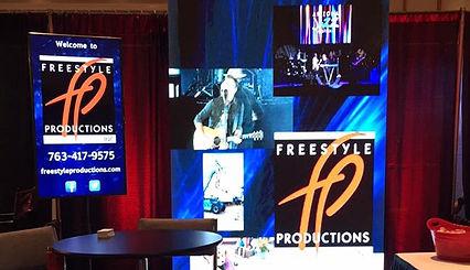 Freestyle Productions Digital Signage