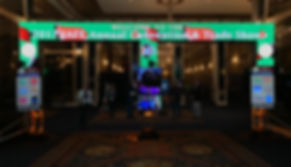Freestyle Productions provides Digital Signage for the Annual IAFE Conference