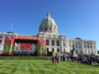 Minnesota State Capitol Reopening Day Events