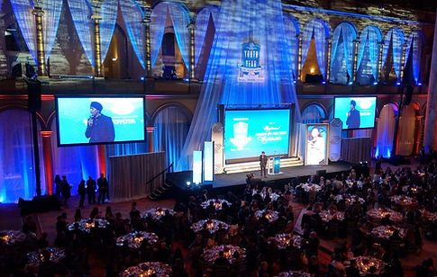 Freestyle Productions provided Production support for the Boys and Girls Club of America National Youth of the Year