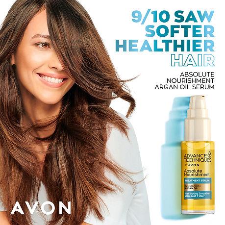 Absolute Nourishment Argan_Oil Hair Serum