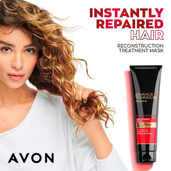 Instant Repair Hair Reconstruction_Mask