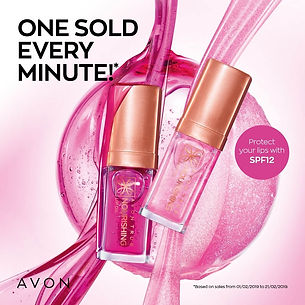 Avon True Nourishing Lip Oil SPF12