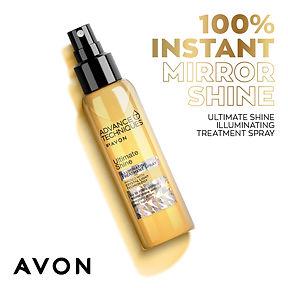 Ultimate_Shine & Luminating Treatment Spray