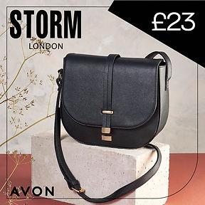 Storm designer bag