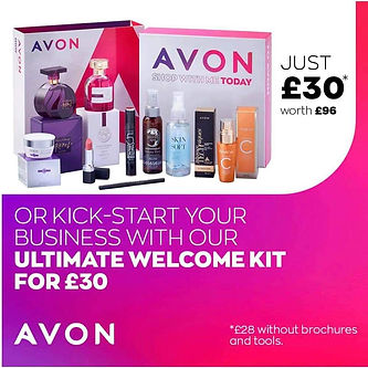 Avon Welcome Kit