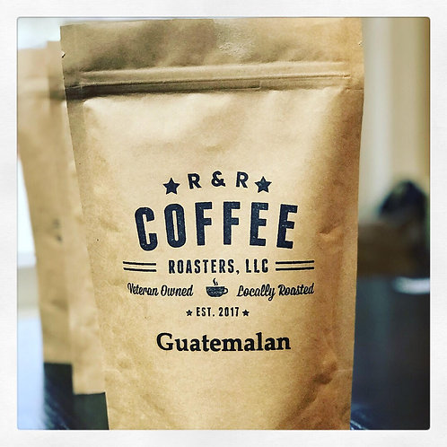 Guatemalan Antigua - 8 oz